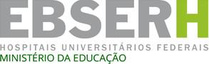Logo - Empresa Brasileira de Serviços Hospitalares del Ministério de Educação
