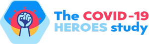 Logo - The COVID HEROES study
