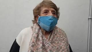 Fotografía - Adultxs mayores en pandemia