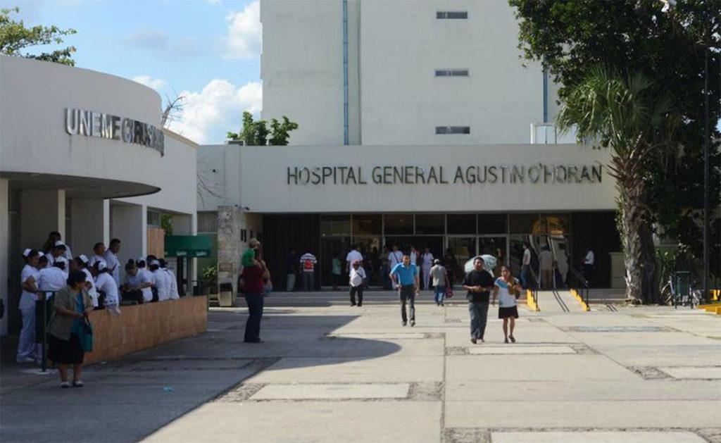 Fotografía - Hospital General Dr. Agustín O'Horán