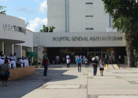 Fotografía – Hospital General Dr. Agustín O'Horán