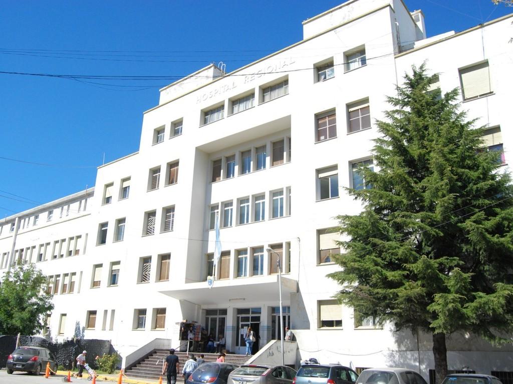Fotografía - Hospital Regional Comodoro Rivadavia