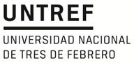 Logo - Universidad Nacional Tres de Febrero