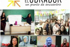 """El """"Obrador"""" es un espacio de encuentro mensual que se realiza en la Universidad Nacional de Quilmes en el cuál se plantea la construcción colectiva de herramientas para pensar y resolver problemas comunes."""